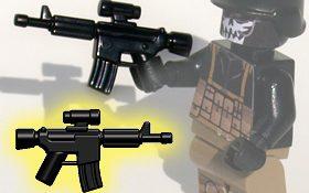BrickWarriors ARC Assault Recon Carbine