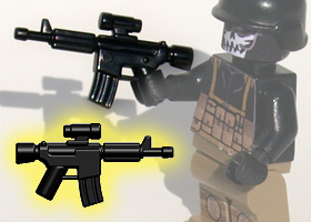 BrickWarriors ARC Assault Recon Carbine