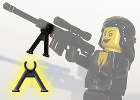 Brickarms Bipod