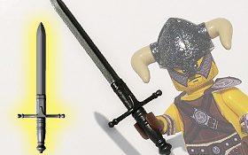 Brickarms Claymore Sword