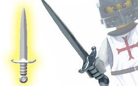 Brickarms Damien Blade Sword