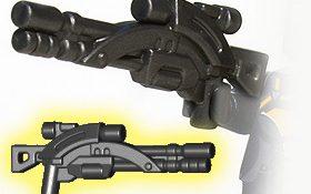BrickWarriors Deadly Cricket Sniper Rifle