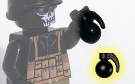 Brickarms M67 Hand Grenade