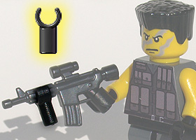 Brickarms Monopod