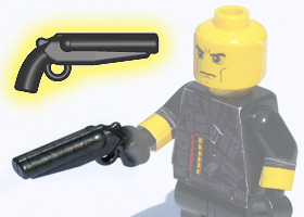 Brickarms Sawed-Off Shotgun