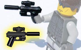 Brickarms SOCOM Pistol