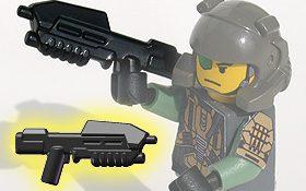 Brickarms SAR Space Assault Rifle