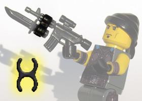 Brickarms U-Clip
