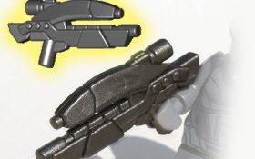 BrickWarriors Vengeance Assault Rifle