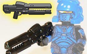 Brickarms Rail Gun