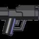 Brickarms Space Magnum Pistol