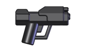 Brickarms Space Magnum Pistol