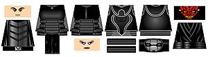 Stickers: Space Wars Dark Assassins