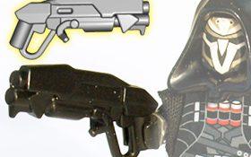 BrickWarriors Grinder Shotgun