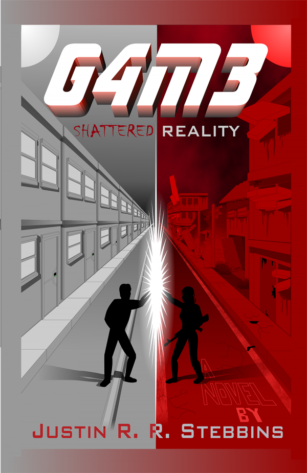 G4M3 Shattered Reality Cover New
