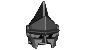 BrickWarriors Celestial Crown Helmet