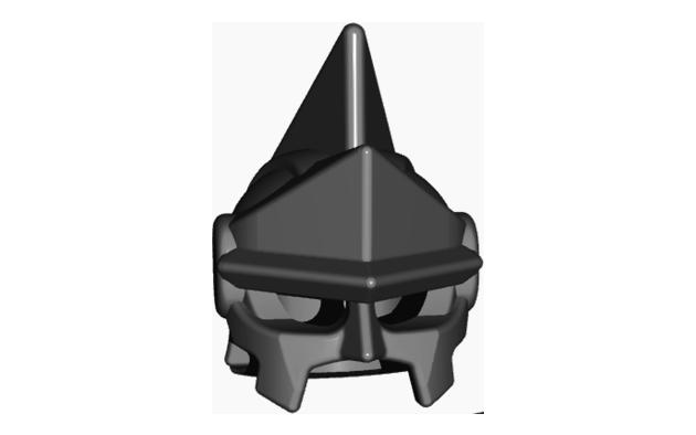 BrickWarriors Celestial Crown Helmet