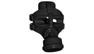 BrickWarriors Gas Mask