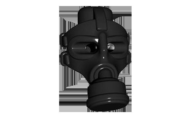 BrickWarriors Gas Mask