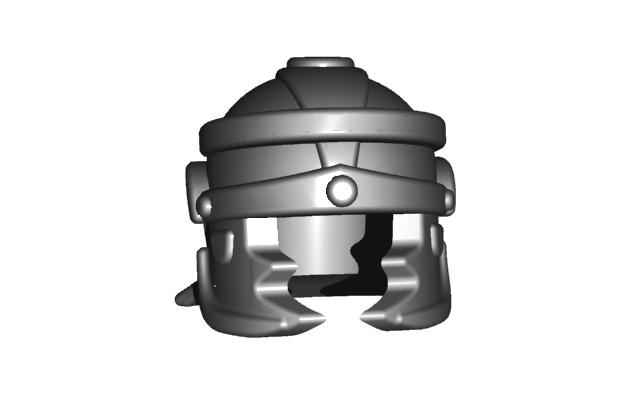 BrickWarriors Roman Helmet