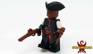Custom LEGO Minifigure: Assassin Liberator