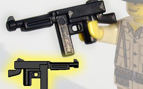 Brickarms M1A1 Thompson Tommy Gun