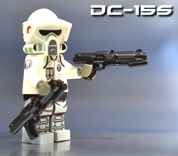 Brickarms DC-15S Blaster Carbine