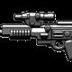 Brickarms A-280c Blaster Rifle