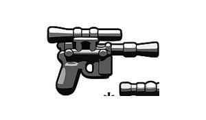 Brickarms DL-44 Heavy Blaster Pistol
