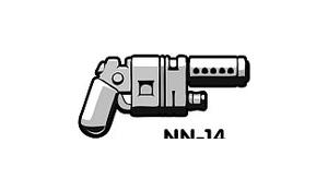 Brickarms NN14 Blaster Pistol