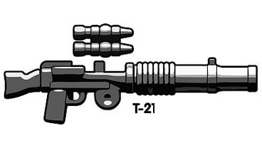 Brickarms T21 Blaster Rifle