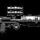 Brickarms T51b Blaster Rifle