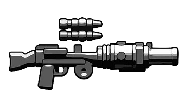 Brickarms T51b Blaster Rifle