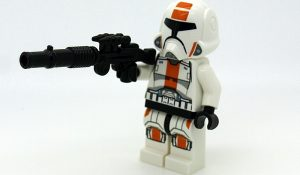 Brickarms T21 Blaster Rifle