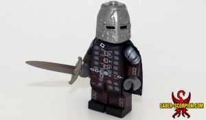 Elder Series Vampire Slayer LEGO Minifigure