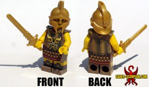 Elder Series Imperial General Minifigure