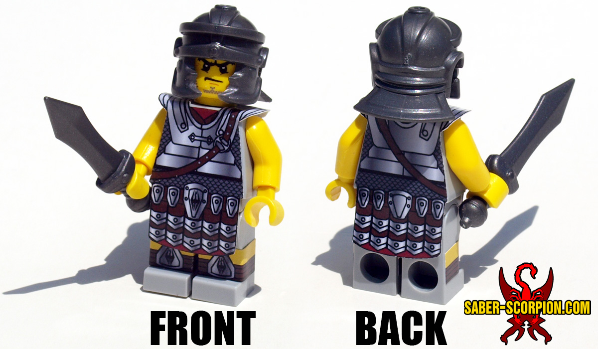 Elder Series Legionary Soldier Minifigure