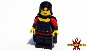 Elder Series Vampire Minifigure