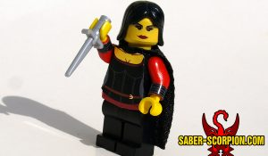 Vampire with BrickForge Dress Dagger