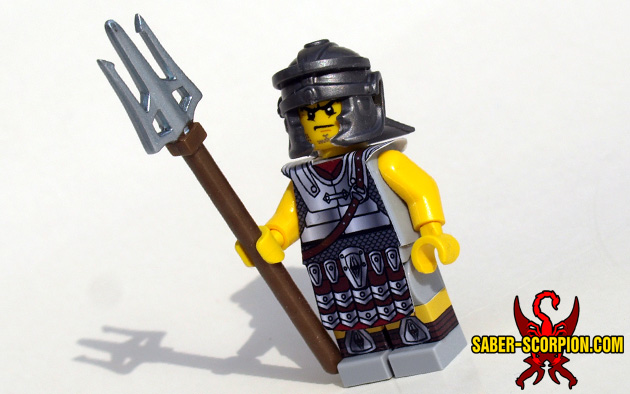 Elder Series Legionary with BrickForge Trident