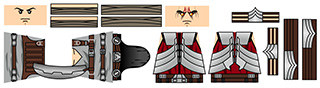 Space Wars Unleashed Star Warriors Decals