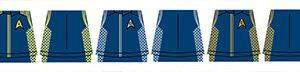 Star Explorers Discovery Uniforms