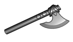 BrickWarriors Viking Axe