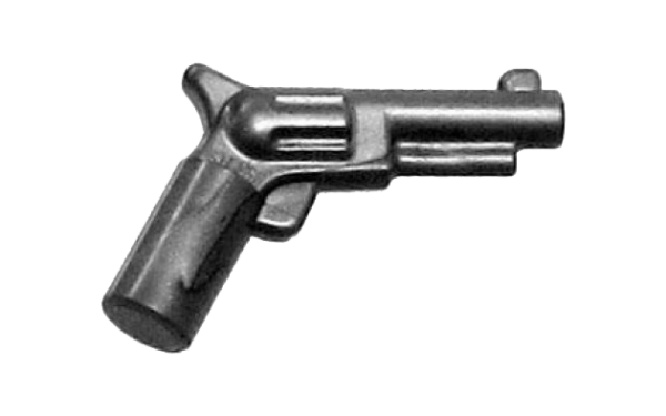 LEGO Long Barrel Revolver