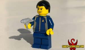 Star Explorers Discovery Minifigure