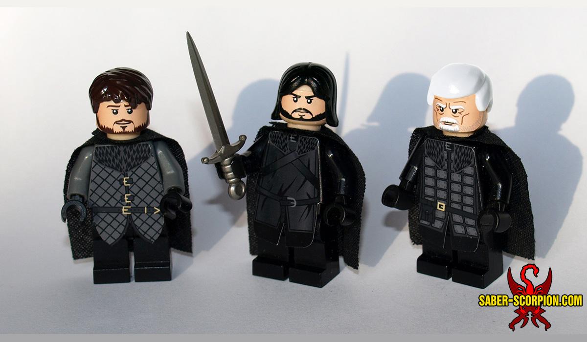 Fantasy Dark Watchmen