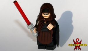Custom Minifigure: Dark Emperor