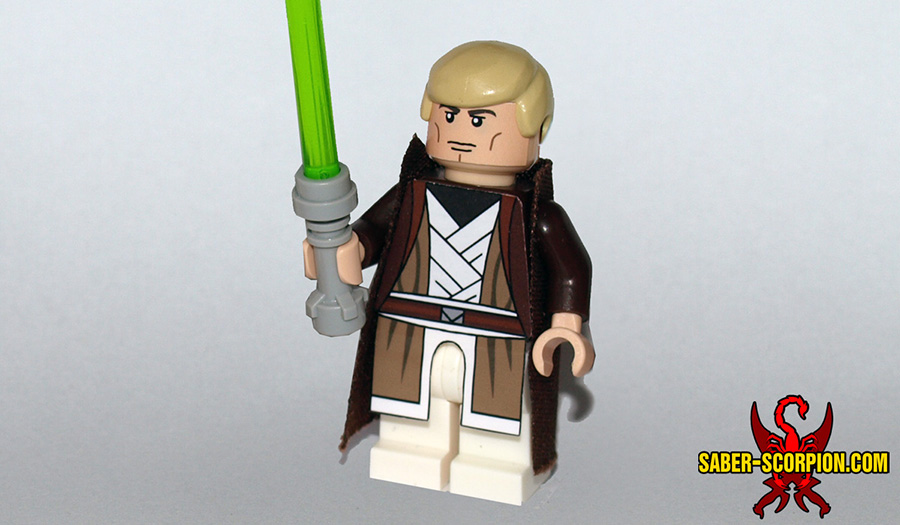 Minifigure: Space Wars Light Star Master