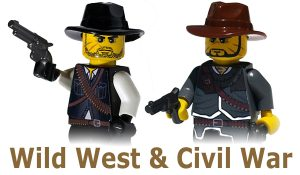 Category: Wild West and Civil War