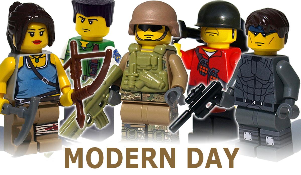 Category: Modern Day